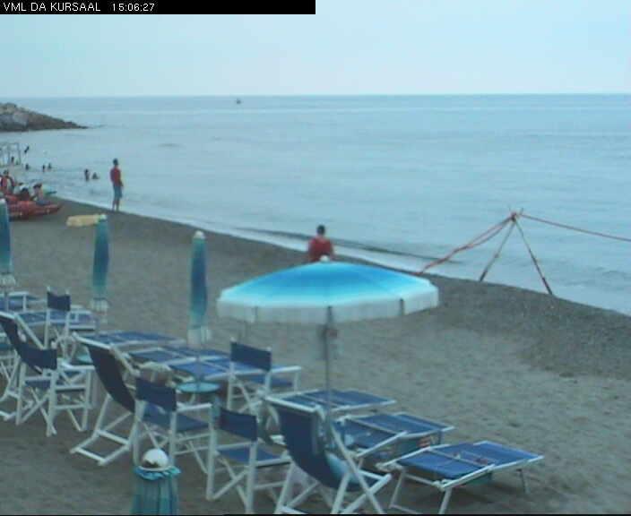 Varazze webcam - Varraze webcam, Liguria, Savona